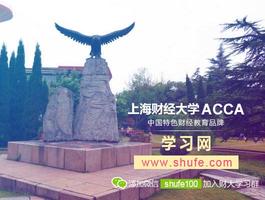 上海财大acca